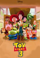 Toy Story |finished piece|3343x4800 by 69ingChipmunkzz