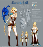 :RefSheet: BBO - Florine and Ric by Doria-Plume