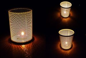 Candle Light Pattern by ezy94