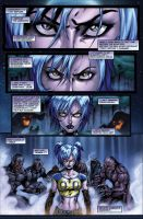 Summons Vol2 pg1 by CdubbArt