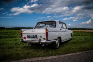 Peugeot 404 by TLO-Photography
