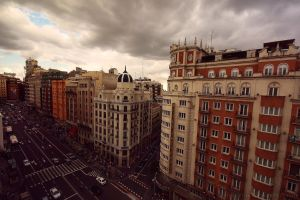 Madrid by verycre8iv