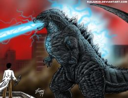 Death To The King by kaijukid