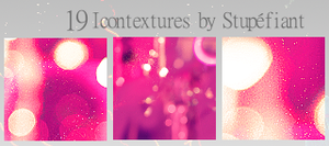 Pink Icontextures by stoffdealer