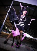 [Cosplay] XNFE (Nafhe from BRS GAME) by nurFajar