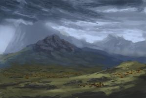 Barren by Chillalord
