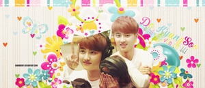 [Cover FaceBook] Do KyungSoo by KwonMeny