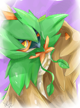 Poll Pkmn: Decidueye by LittleOcean