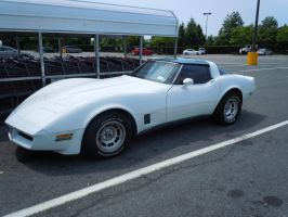 1981 Chevrolet Corvette Fastback by Brooklyn47