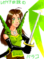 I would be a Soren, obviously by rose-star