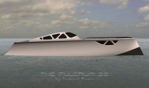 Yacht Concept 2 by tmr5555