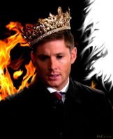Dean The King of Hell by JH-creator