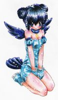 Mew Minto by HiroPonLover