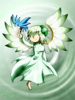 :FS: Clover the Seedrian by Drytil