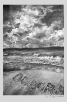My Personalized Beach by clouded-ambition