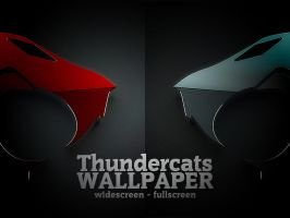Thundercats 3D Wallpaper by SteaM10