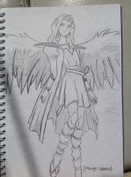 Shinzo Angel by Ceruleanbird