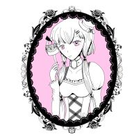 Lolita Tea Cup Design 4 by NeoSailorCrystal