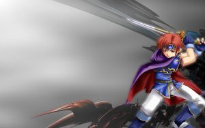 Fire Emblem Roy WallPaper by kilroy567