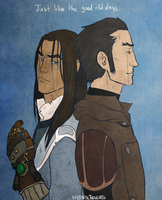 LOK: Just like the good old days. by ApatheticThoughts