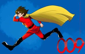 Cyborg 009 by BabyPhat268