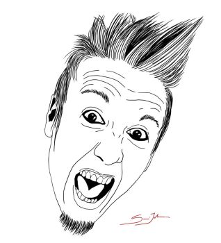 Jacoby Shaddix Digital Ink 2012-12 by justfroeja