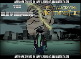 THE LIGHTNING THIEF REVIEW TCARD by Jarvisrama99