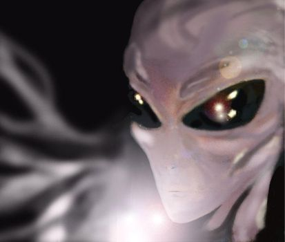 alien by higher-intelligence