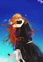 IchiHime - Agonizing relations by FlairMatriX
