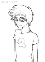 John Egbert by roxyabbyelmo
