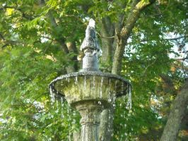 Water Fountain Top 2 by celticpath