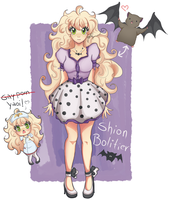 Shion Bolitier by Haoiki