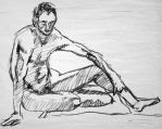 Life Drawing 3 by chicken-blast
