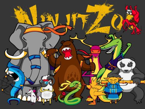 NinjitZoo by wynnter89