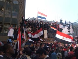 Egyptian Revolution 26 by Magdyas