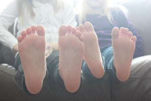 Kids Feet by photographybymilana