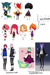 ADOPTS SALEEEE~~~ My babies need to find home ASAP by tomiden