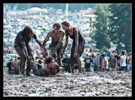 XVIII Woodstock Festival Poland. Part 1 by Alexandra35