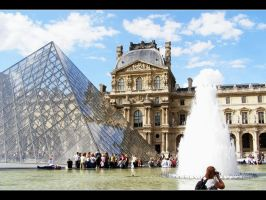 Musee du Louvre by mysterious-one