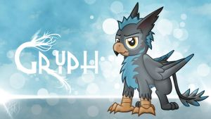 BlackGryph0n Wallaper by DJ-AppleJ-Sound