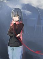 red string by sammihisame
