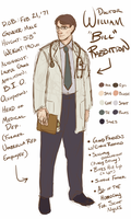 Bill Rabbitson - Character Bio by Resident-evil-STARS