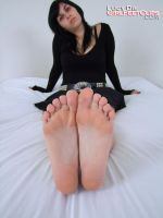 Goth Feet 5 by jason9800player2