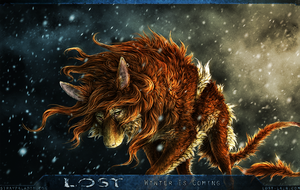 LOST - Winter is Coming by UglyDucklingCustoms