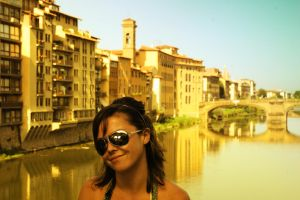 Sophie in Florence 2 by squarepush