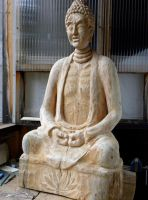 Buddha 3 by carvenaked