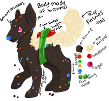 Brownie Dog Adopt :OPEN: by LaurenBlu
