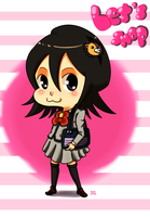 Rukia Chan Buys too by takytoh