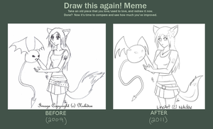 Two Year Improvement by nukdae