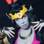 Close up to Evil :Homestuck: by Galatea-DNegro
